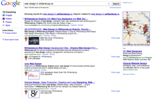 New Google Search Results Display for LSEO
