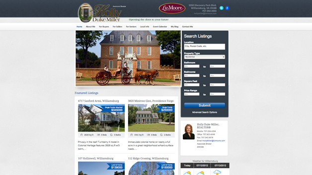 Holly-Miller-web-design