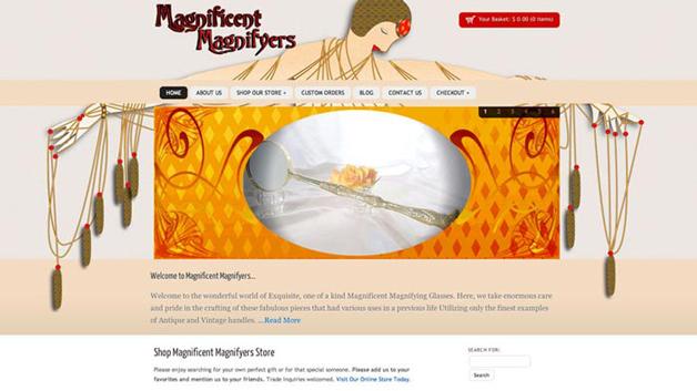 Magnificent-Magnifyers-web-design