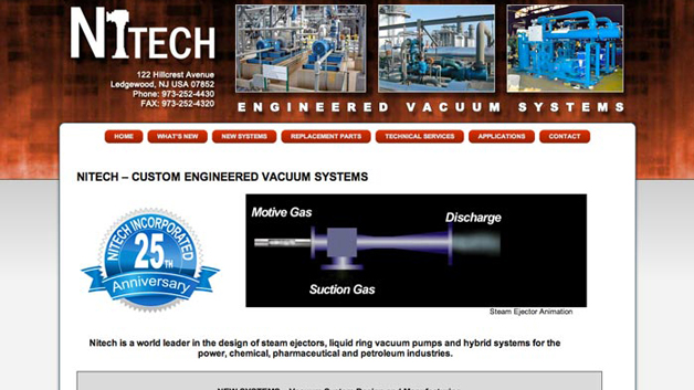 Nitech-Engineered-Vacuum-Systems-web-design