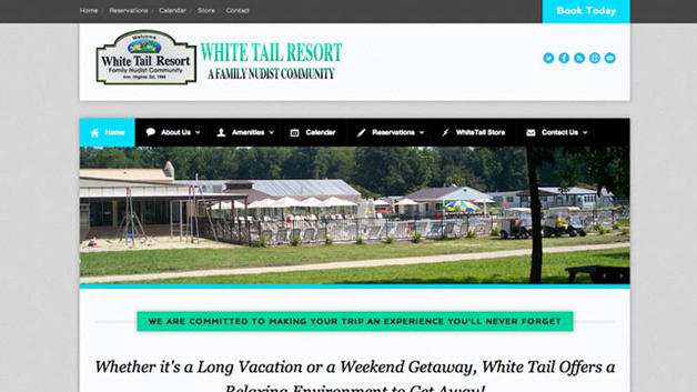 White-Tail-Resort-web-design-williamsburg-va